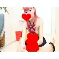 【レア物】ピンクな可愛い女の子〜お口で〜