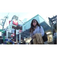 Vor.2【フルHD】超美形美人発見!!しつこく密着して運よく対面撮影撮れました!!