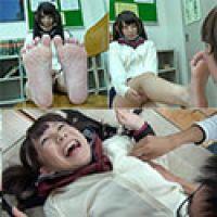 まりえちゃんの足とくすぐりシリーズ1〜4まとめてDL