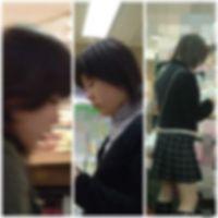 オリジナルな逆さ撮り vol.8(お姉さん編)