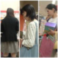 オリジナルな逆さ撮り vol.26(お姉さん編)