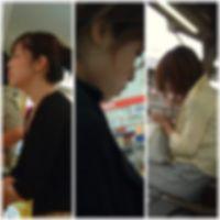 オリジナルな逆さ撮り vol.18(お姉さん編)