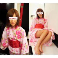 <S級美少女シリーズ>奇跡の美少女「とうこ19歳」〜夏の終わり、浴衣姿で・・・