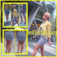 tight skirt legs9(FHD)set/タイトスカートを履いた高級感あふれるクラブホステスの尻と美脚