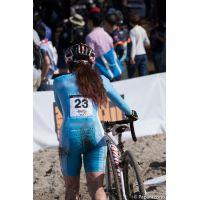 麗しき自転車女子2016-CX3