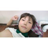 【モリマンを恥ずかしがる】ブルマ娘の膣痙攣!02