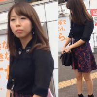 【盗撮】☆プレミア☆モデル級OLの食い込みパンツをGET!