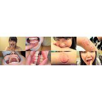 【特典動画付】浅田結梨の歯と噛みつきシリーズ1〜2まとめてDL