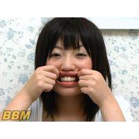 歯フェチ!歯・のどちんこ観察 ナミちゃん