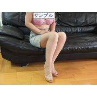 人妻 M○美 ムチムチ パンスト脚