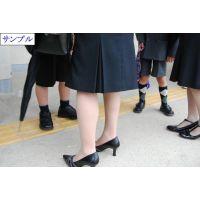 入卒業式ママさんパンスト姿3