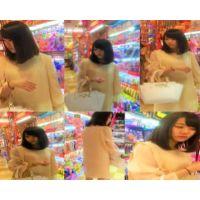【衝撃】ロリ系美女のパンチラ盗撮。500円以上お得2本セット