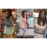 【盗撮3本セット】普通に買うより500円以上お得な美女盗撮3本セット!!!