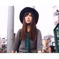 【美白お姉さん系】住宅街で見かけたキレイなお姉さんのあとをつけ盗撮。