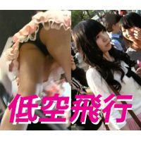 Vol.41【低空飛行】美少女たちにロックオン!
