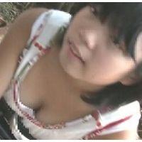 【HDオリジナル胸チラ個撮】alice010.若くて可愛くて巨乳の女の子が谷間丸出しだなんて。。(後)
