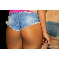 キャンギャルの脚と尻 ヨコハマホットロッド2015高画質画像 02