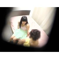 N-12 [genuine] trick voyeur Mimina-chan would have been inserted