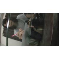 投稿パンチラ】スレンダーな大人しめ文化系JDのバイト面接パンチラ動画!!_694