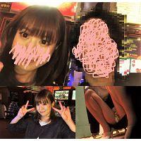 【デート中にこっそりと盗撮♠】超美人お姉さんのピンクpをプリクラ中に後ろから撮り放題。
