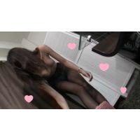 【着替え盗撮】ロングヘアーのスレンダーな美女の着替え丸見えww_vol.730