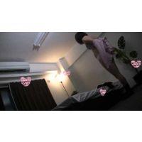 【着替え盗撮】妊娠中の彼女(J○)の着替え_vol.768