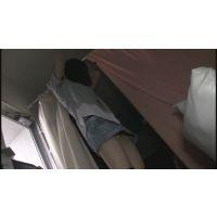 【着替え盗撮】色白スレンダーJDをこっそり覗きみ・・・_694