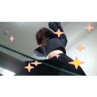 【着替え盗撮】制服やスクール水着に着替える美人モデル_vol.732