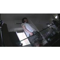 【着替え盗撮】華奢なッスレンダーちっぱいJDをこっそりステルスショット_646