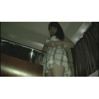 【着替え盗撮】 ムッチリ美女の生着替え 白い肢体が眩しいです♪