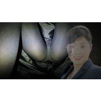 【机下パンチラ】某キッズ系イベント出演の司会業