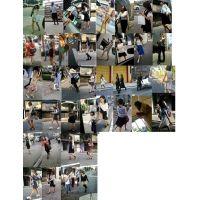 街撮り11〜15セット