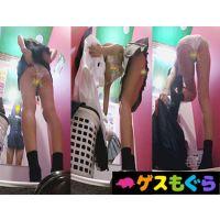 【リベンジ店員流出】コスプリ生着替え隠撮モロ脱ぎ映像Vol.54