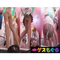 【リベンジ店員流出】コスプリ生着替え隠撮モロ脱ぎ映像Vol.53