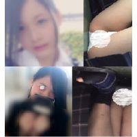 校内制○女子M字撮り2作品セット