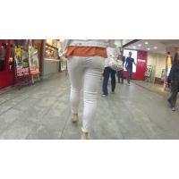premiumHIP★67 白パンギャルのブリブリ尻