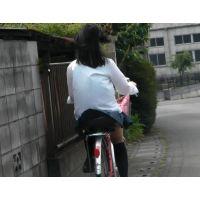 自転車パンチラ訳してチャリチラ!番外編3