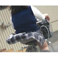 自転車パンチラ訳してチャリチラ!番外編8