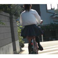 自転車パンチラ訳してチャリチラ!番外編6