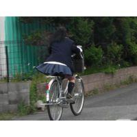 自転車パンチラ訳してチャリチラ!番外編14