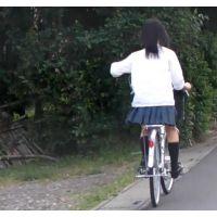 自転車パンチラ訳してチャリチラ!番外編18