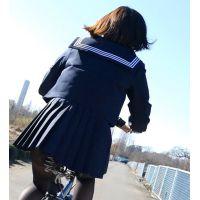 自転車パンチラ訳してチャリチラ!高画質編 �18