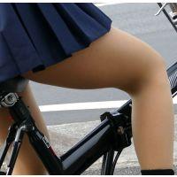 自転車パンチラ訳してチャリチラ!高画質編 �11