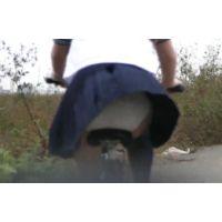 自転車パンチラ訳してチャリチラ!01〜8フルセット