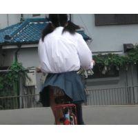 自転車パンチラ訳してチャリチラ!番外編7