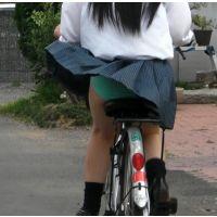 自転車パンチラ訳してチャリチラ!番外編2 ちょい見え編