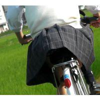 自転車パンチラ訳してチャリチラ!番外編11