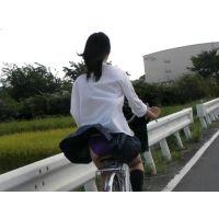 自転車パンチラ訳してチャリチラ!番外編19
