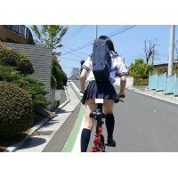 自転車パンチラ訳してチャリチラ!高画質編 �5