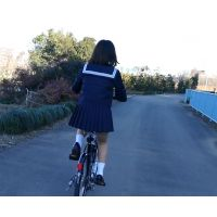 自転車パンチラ訳してチャリチラ!高画質編 �15